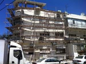 שיקום מבנים מסוכנים בתל אביב